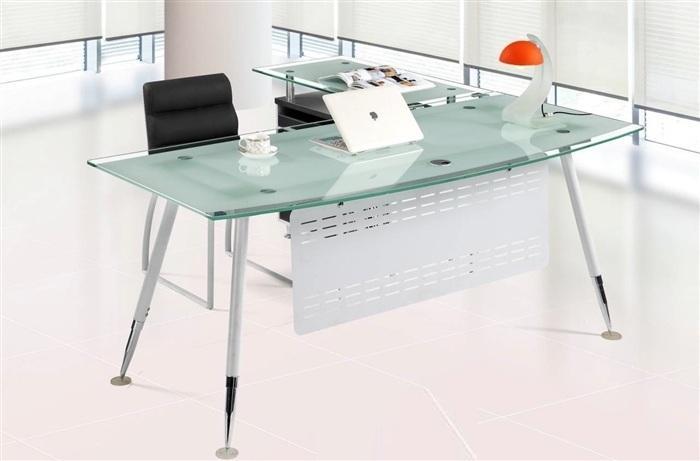 Las mejores mesas de cristal para tu oficina: conócelas ahora mismo