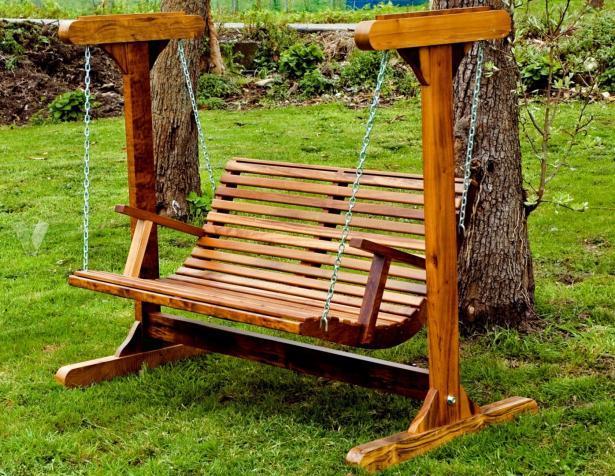 Columpio jard n las 9 mejores ofertas - Columpios de madera para jardin ...